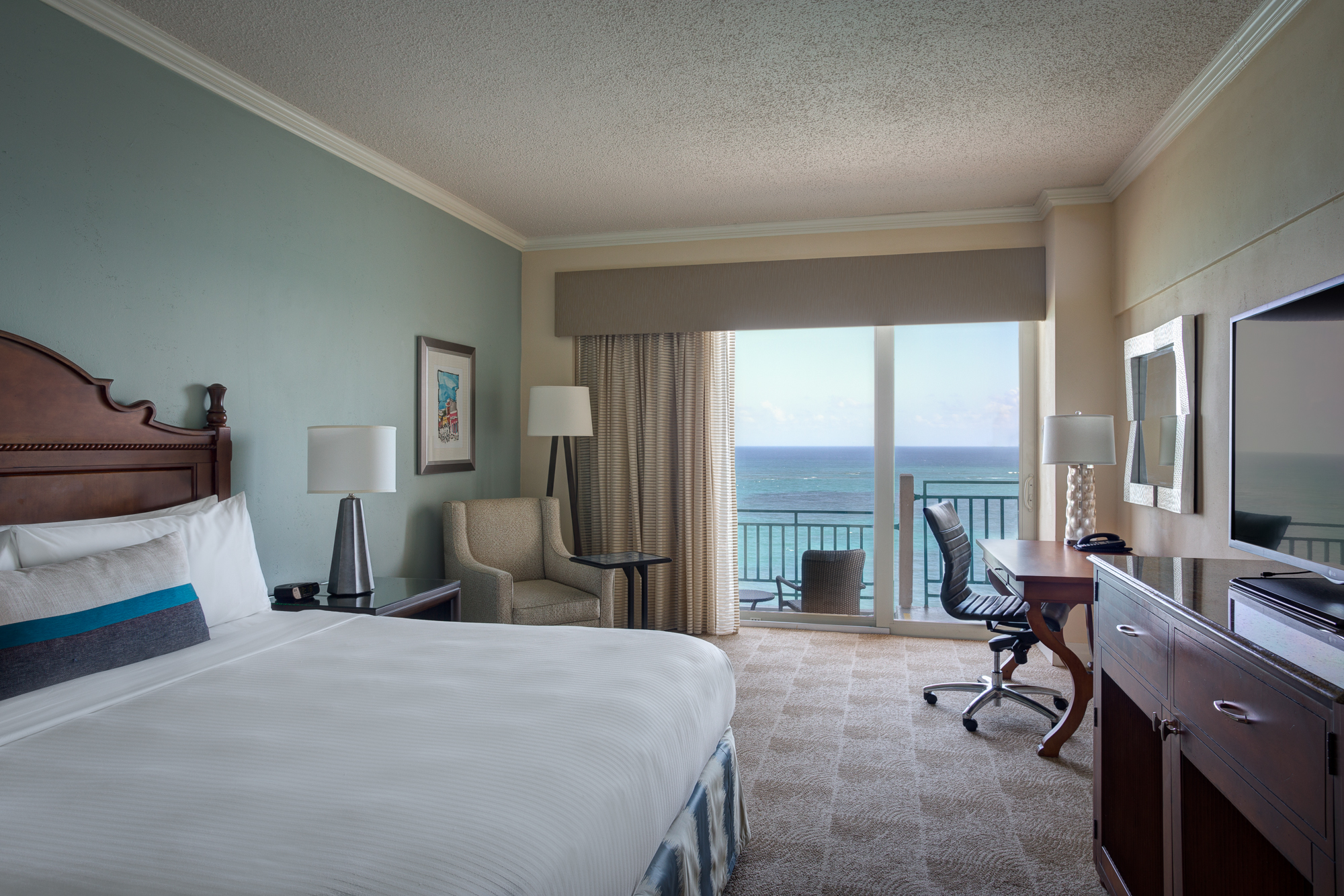 Marriott San Juan Resort Stellaris Casino Ocean Front King